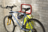 Soporte plegable 2 bicicletas pared