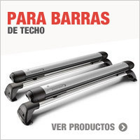 MENABO 000111600000 PortaEsquis para Barras de Techo