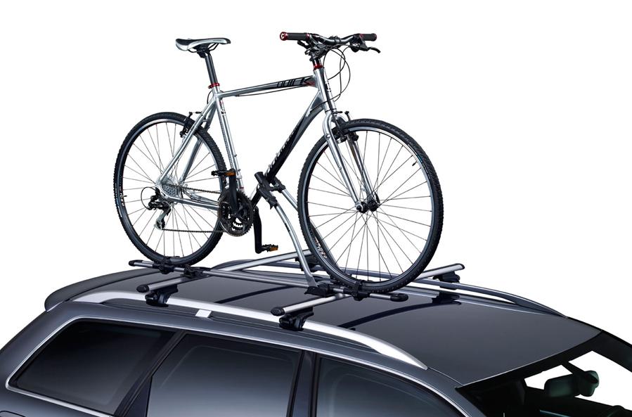 Thule Freeride 532 Bike Rack For Roof Bars