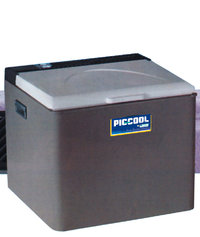 Nevera silenciosa, Absortion System 50 lts.