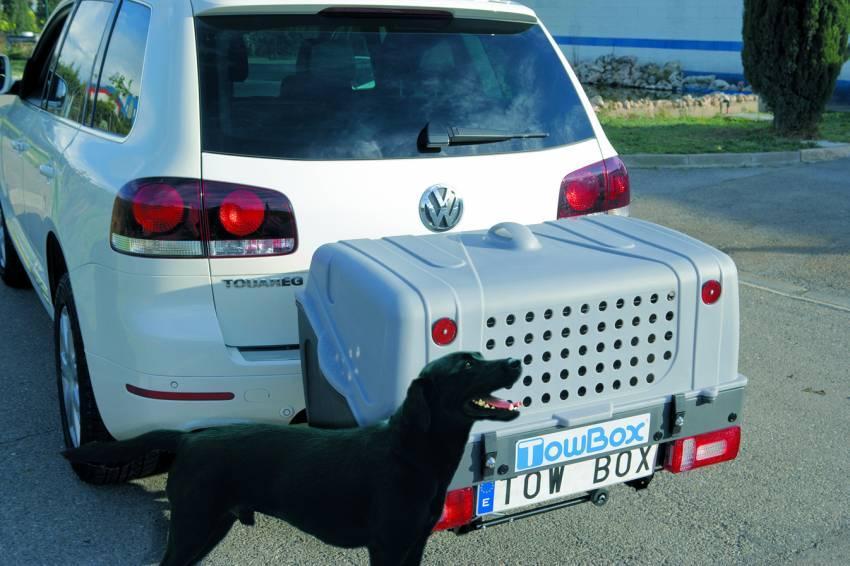 Towbox dog homologados for Towbox usato