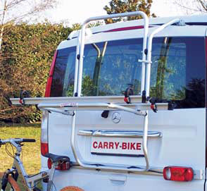 CARRY-BIKE Mercedes VIANO GANGA