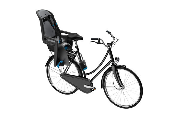 Silla de ni o para bicicletas thule ridealong negro env o for Silla nino bicicleta