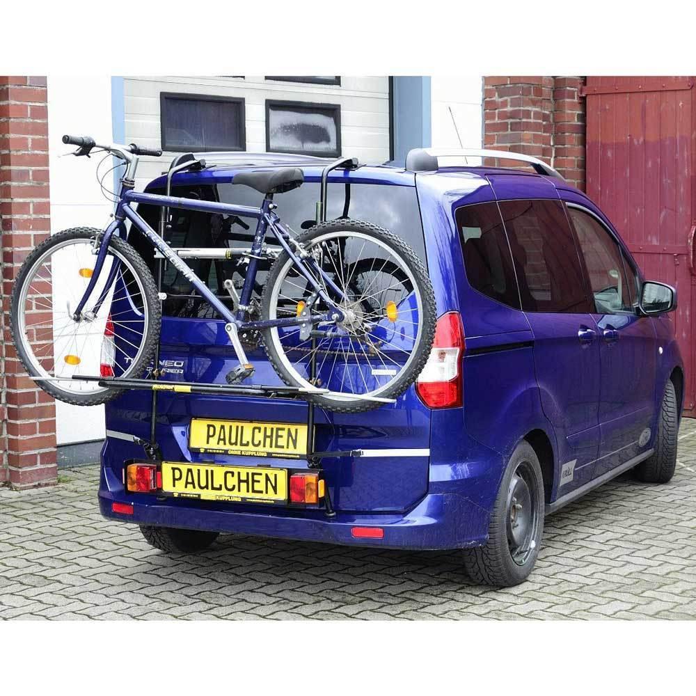 Ford Tourneo Courier Bike Rack Milestones